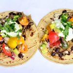 Greek Quinoa Tacos