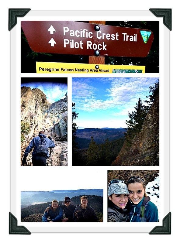 Pilot Rock, Ashland, Oregon