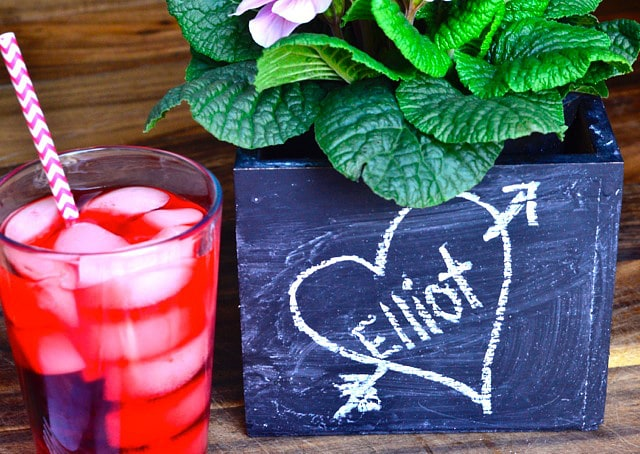 Set the Table with Love and Classic Shirley Temple Drink