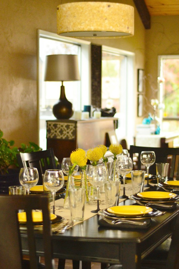 What Color Would You Describe a Fun Dinner Party?