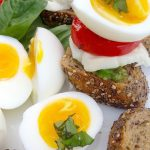 How to Make a Soft Boiled Egg 7-Minute Caprese Breakfast