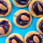 Buttery Chocolate Almond Bites
