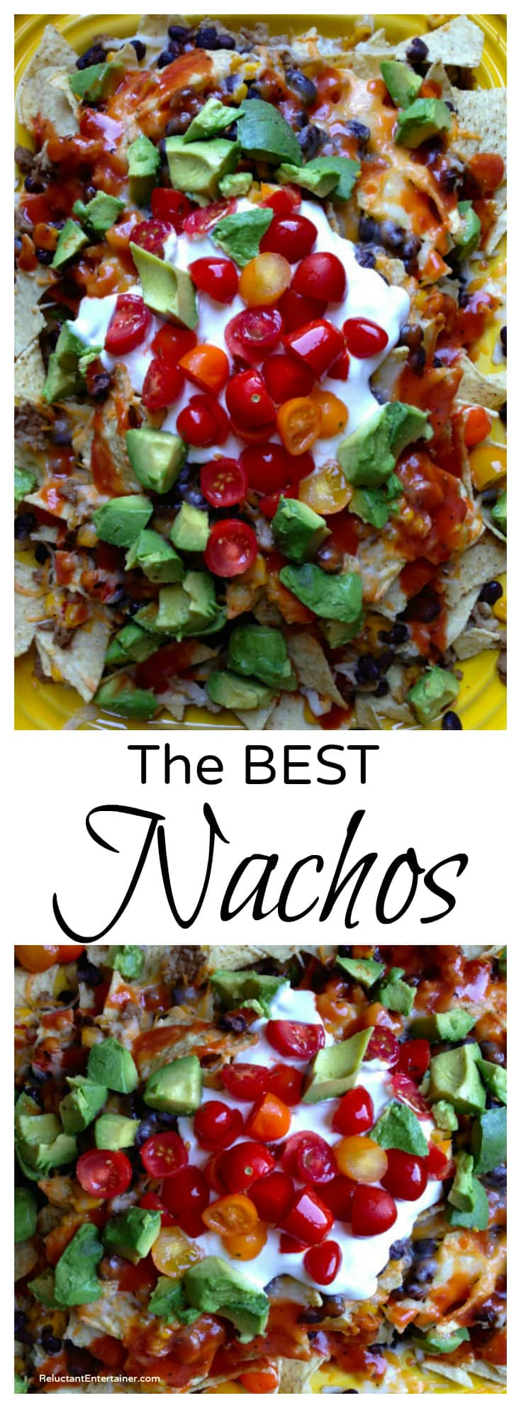 The Best Nacho Recipe