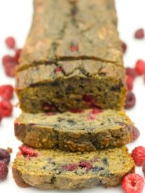 """10 Reasons Why We Love our VW """"Westy""""Camper with Pumpkin Raspberry Bread"""