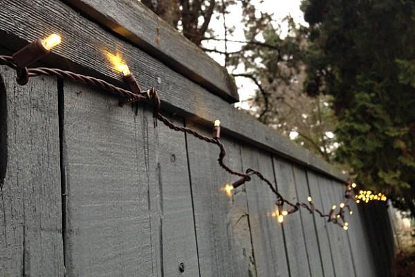 Novelty Lighting for Outdoor Entertaining