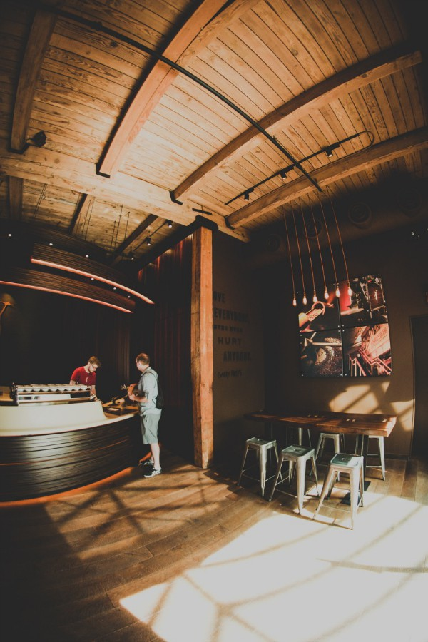 Storyville Coffee, Seattle 3 Locations