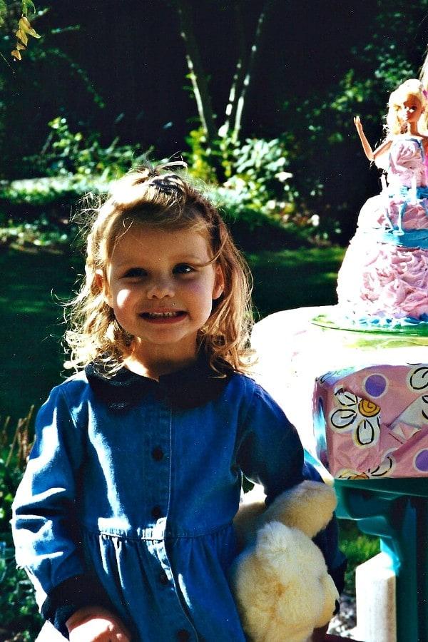 Abby's 18th Birthday with Roasted Honey Pear Crostini