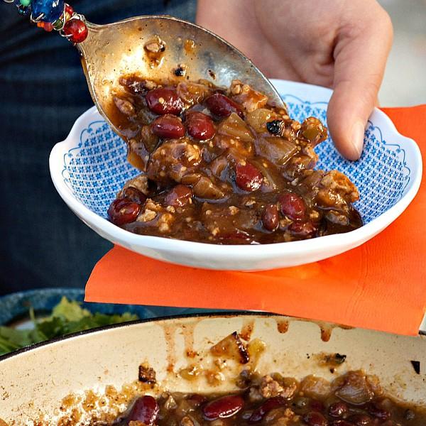 5 Ingredient Beef Chili Recipe