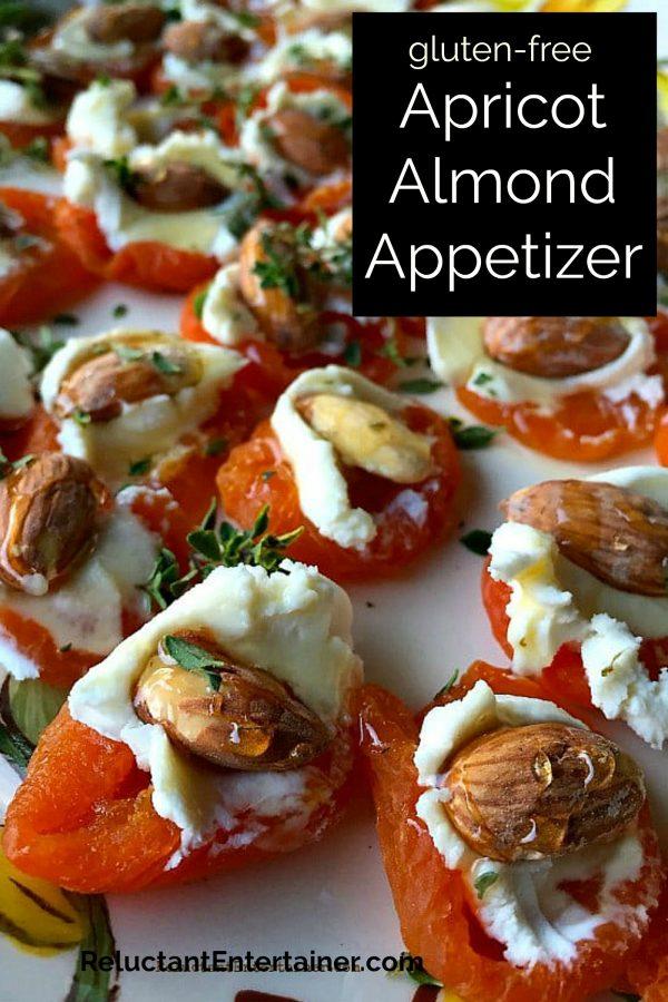 gluten free apricot bites