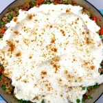 Curried Turkey Shepherd's Pie | Reluctant Entertainer.com