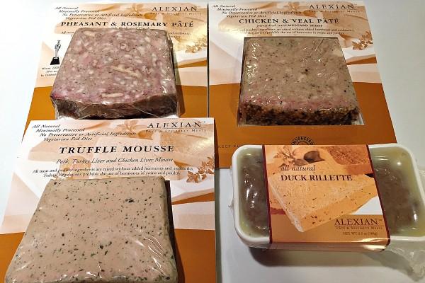 Alexian Pâté (+ Le Creuset) Gourmet Giveaway