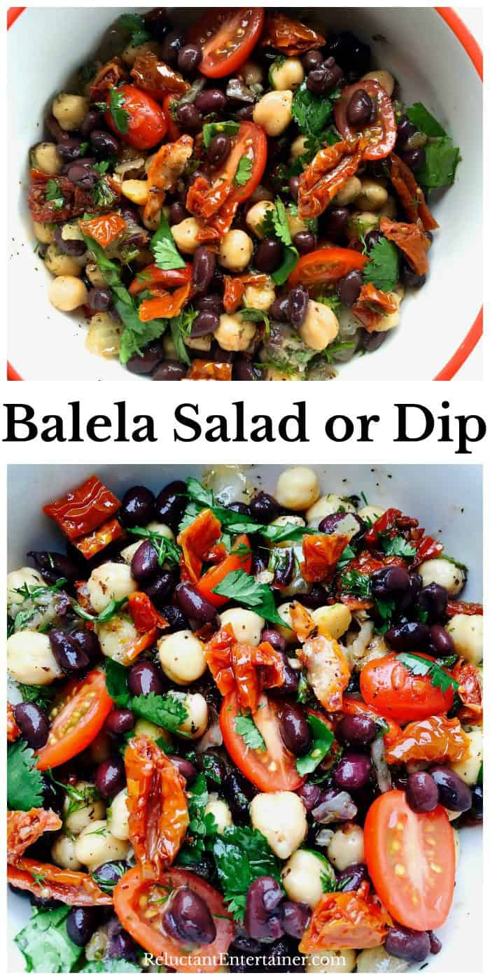 Very BEST Balela Salad or Dip Recipe