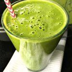 Green Orange Smoothie Recipe