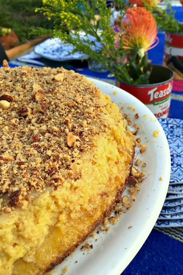 Almond Lime Flan Cake for Cinco de Mayo
