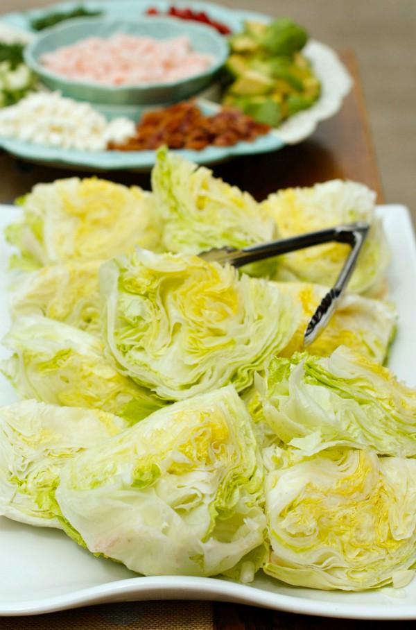 Day Wedge Salad Bar