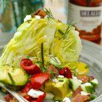 Wedge Salad Bar