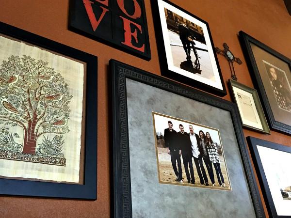Family Wall {Tree of Life}