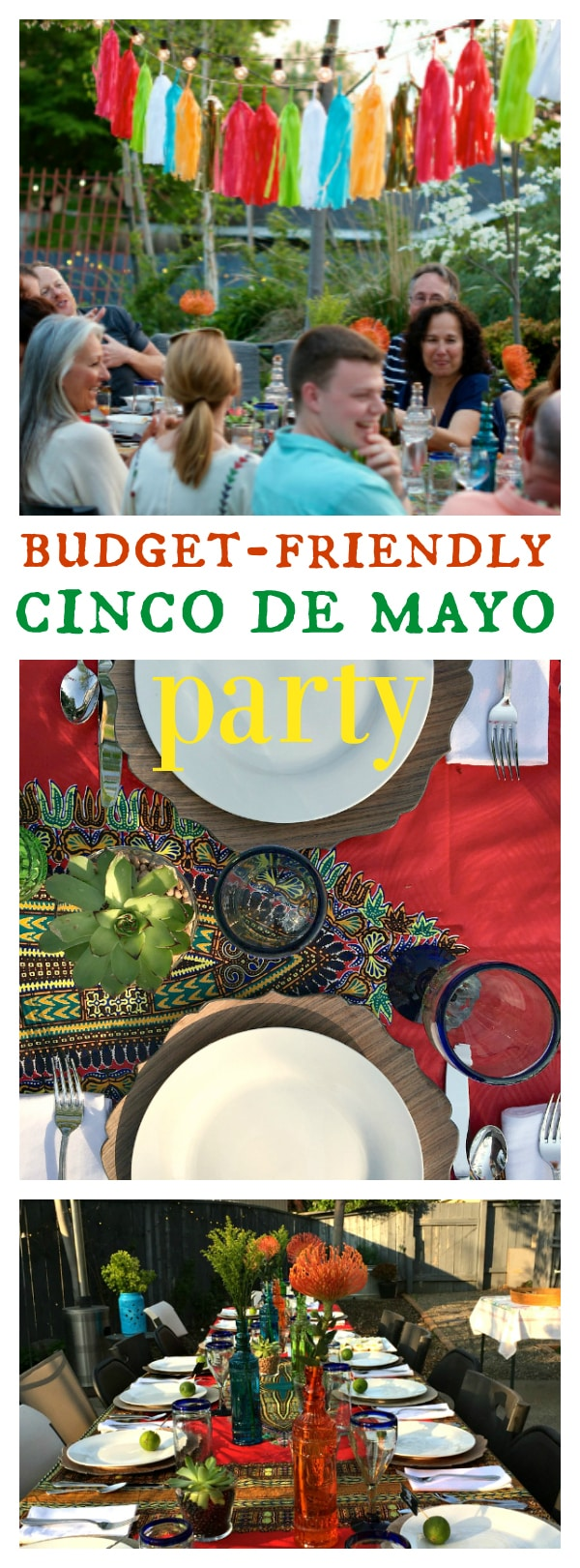 Budget Cinco de Mayo Party with Honey Lime Boneless Chicken Thighs