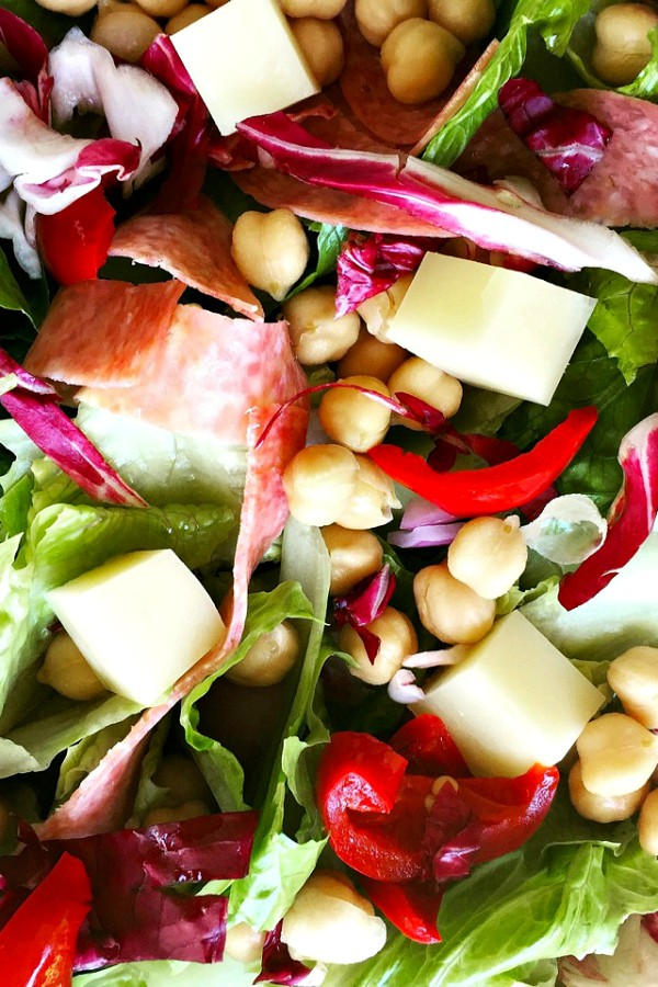 Antipasti Chopped Salad