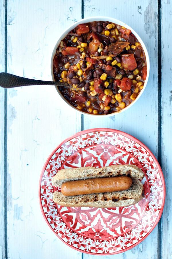 Easy Chili Dog Recipe