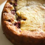 Raspberry Yogurt Cake | Reluctant Entertainer