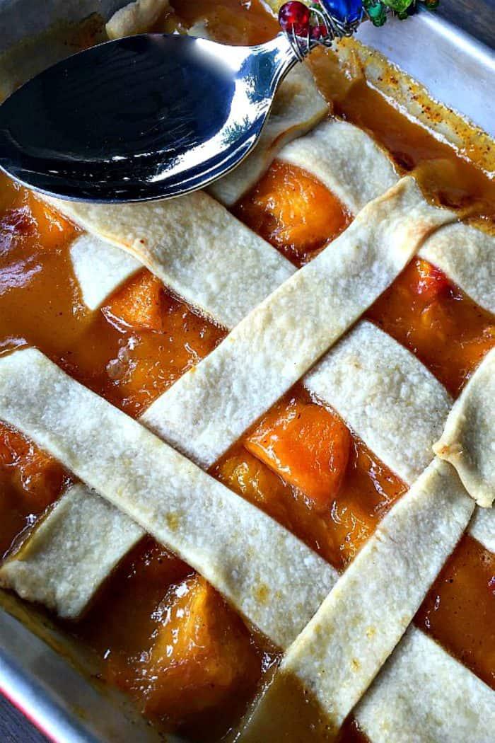 Wonderful Peach Cobbler Recipe Crust