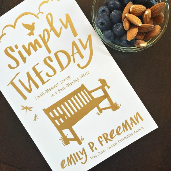 Simply Tuesday | Emily Freeman #itssimplytuesday