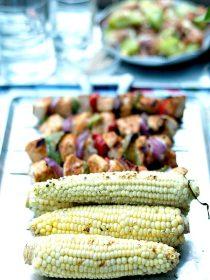 Summer Roasted Corn | ReluctantEntertainer.com