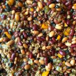 crock pot mixed beans