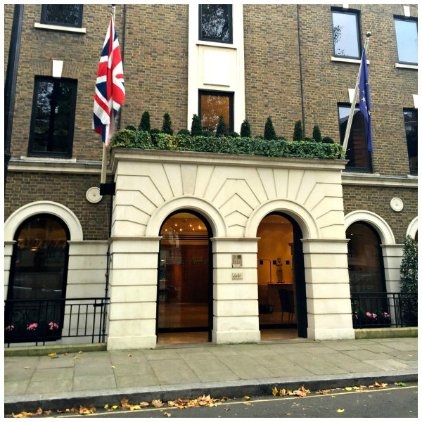 The Halkin by COMO, a Belgravia, London Hotel