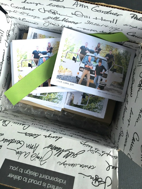Minted Holiday Card $150 Giveaway!