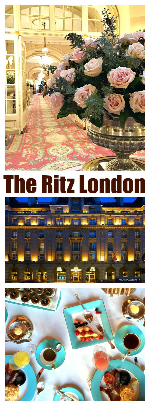 This is a review is of one of London's grandest hotels, world-famous The Ritz London hotel.