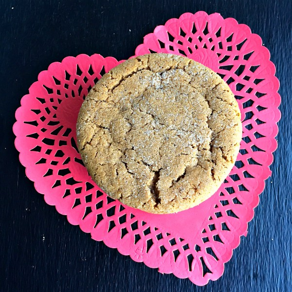 BHG Giant Ginger Cookies