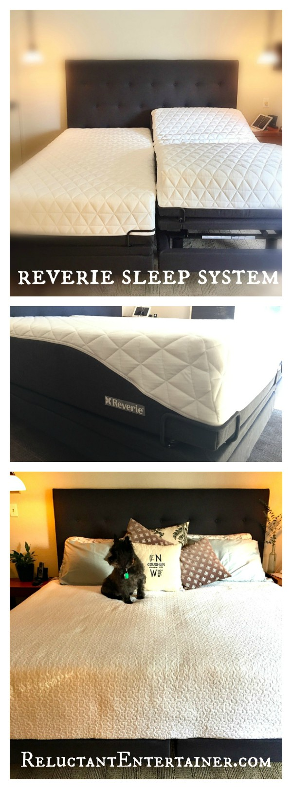 Reverie Sleep System for Your Best Night's Sleep