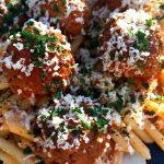 PJ's Meatballs & Sauce