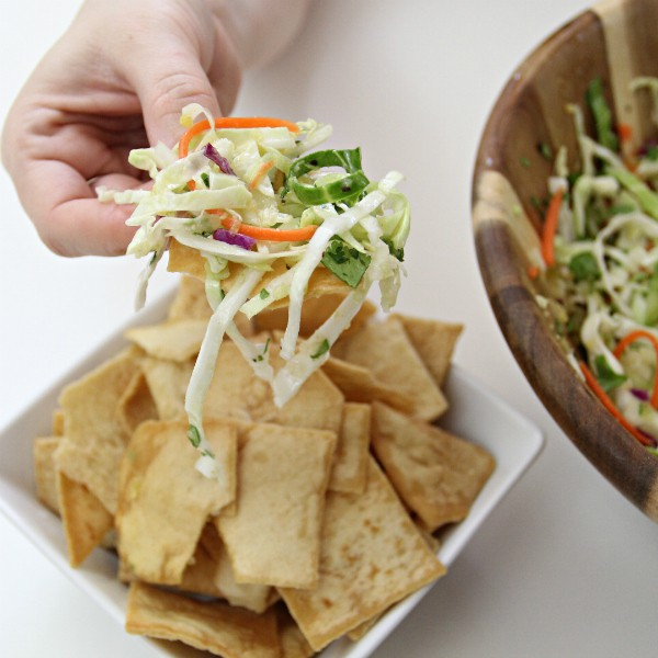 Irish Slaw Dip or Salad