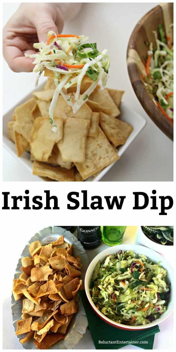 Irish Slaw Dip Recipe