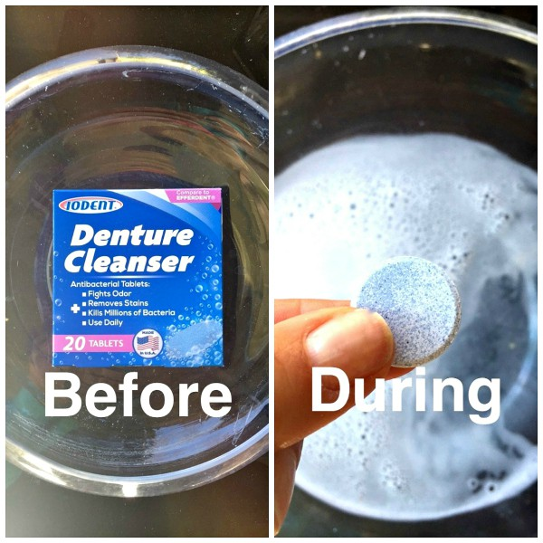 Cleaning glassware
