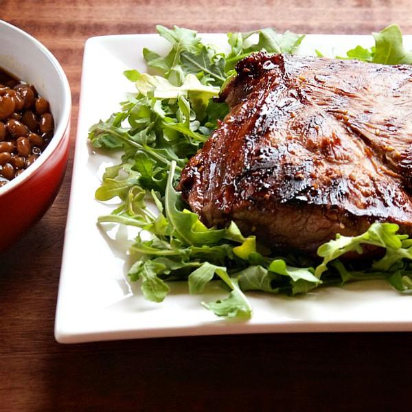 Delicious Marinated Steak
