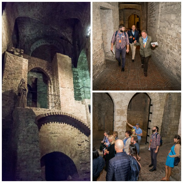 Insight Vacations Luxury Gold trip to Italy: Calcata, Umbria, Perugia