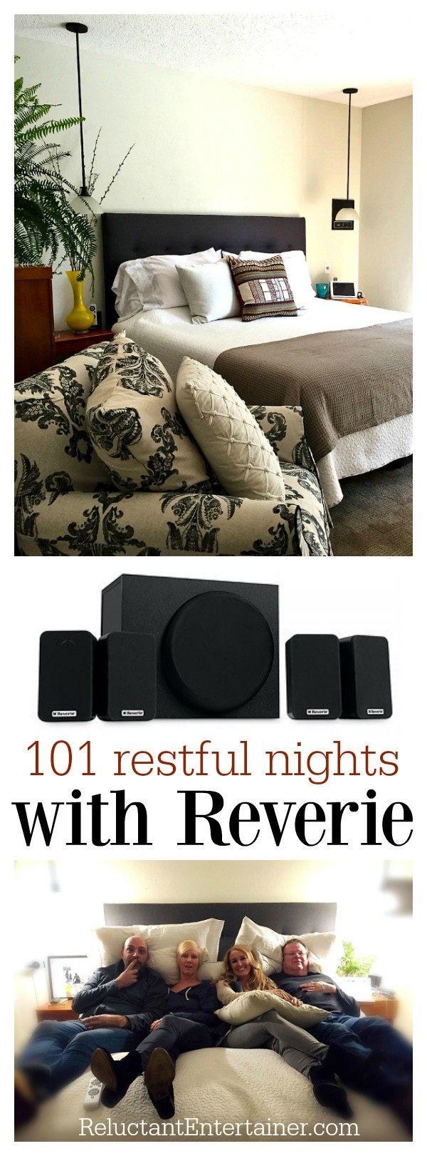 101 Restful Nights with Reverie