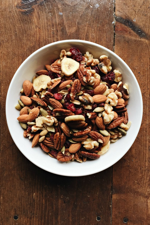 Abby's Hit The Trail Mix at ReluctantEntertainer.com