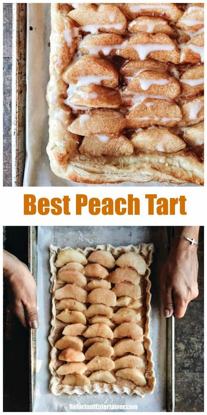 Best Peach Tart Recipe
