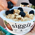 Yogurt Breakfast: Hiking with #mydailysiggis