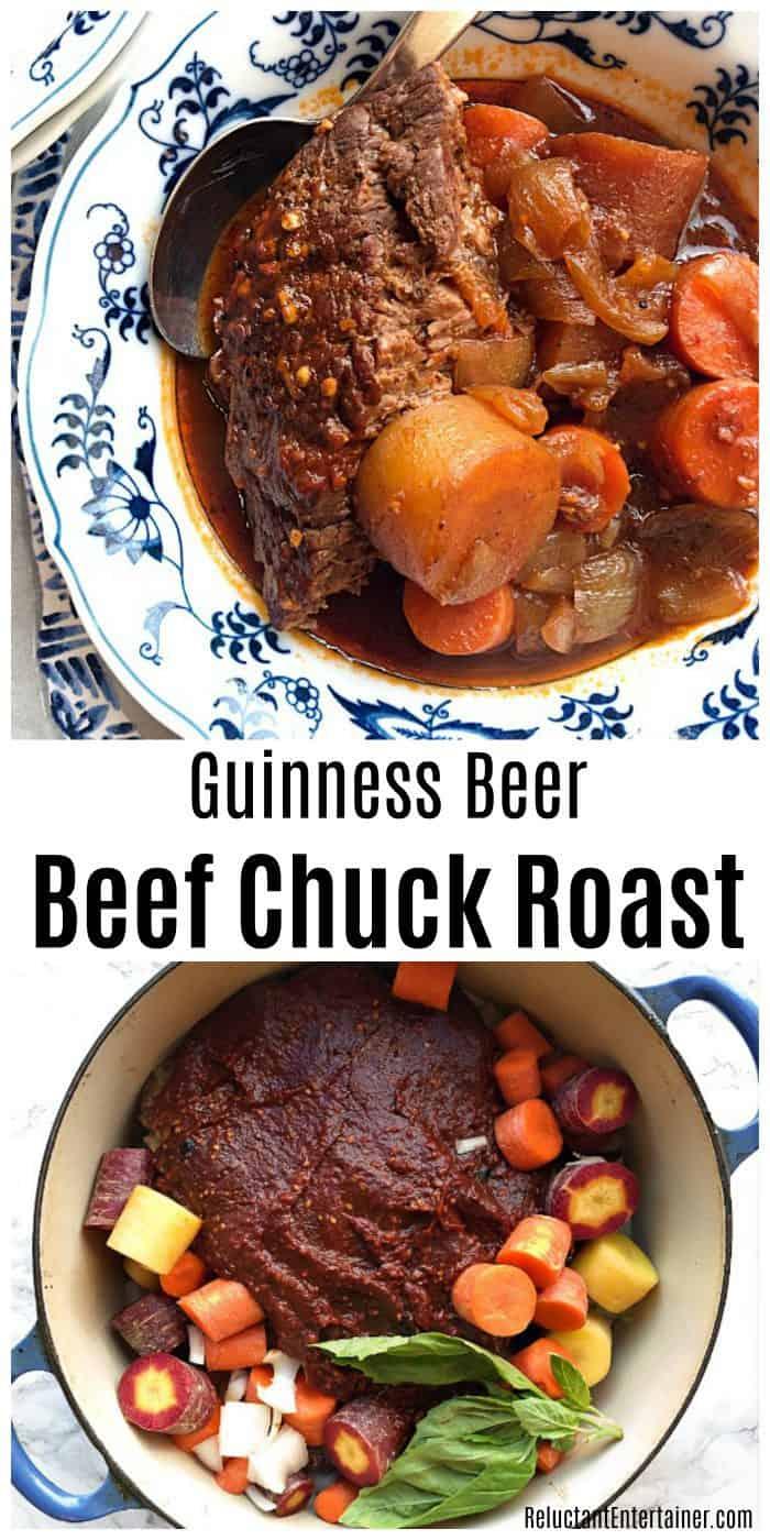 Best Guinness Beer Beef Chuck Roast