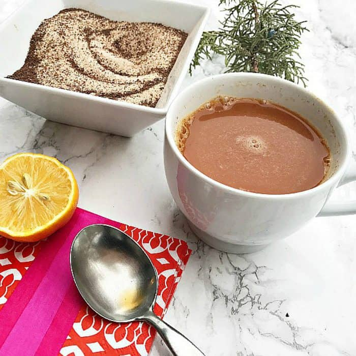 Cozy Hot Russian Tea Mix Recipe