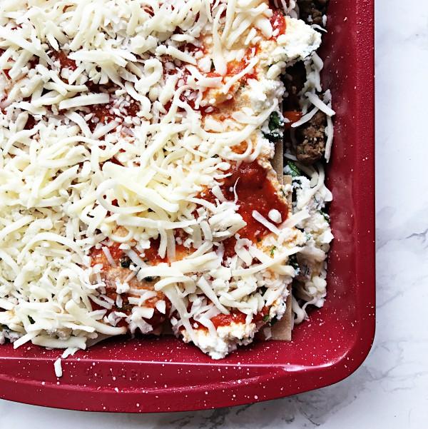 BEST Fennel Beef Lasagna Recipe