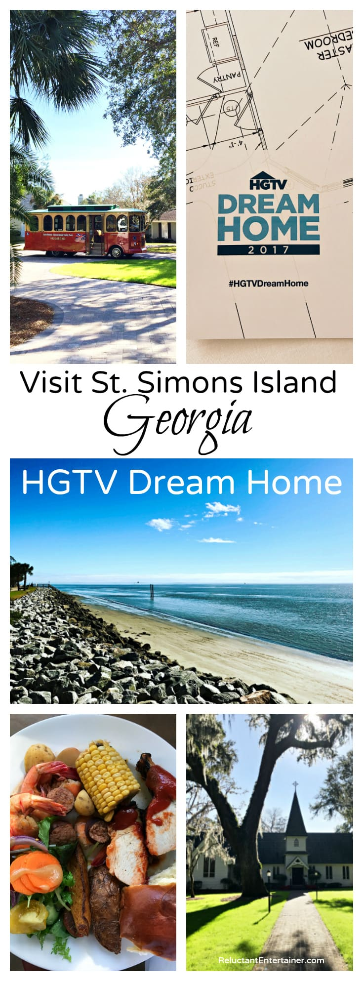 Visit St. Simons Island, Georgia, HGTV Dream Home