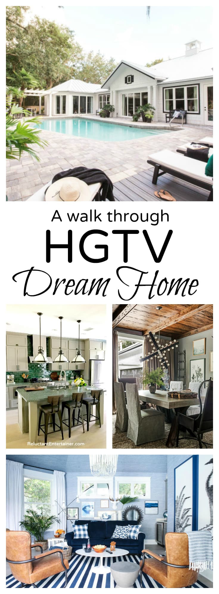 A Walk Through HGTV Dream Home 2017