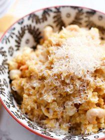 Seafood Sweet Potato Risotto Recipe